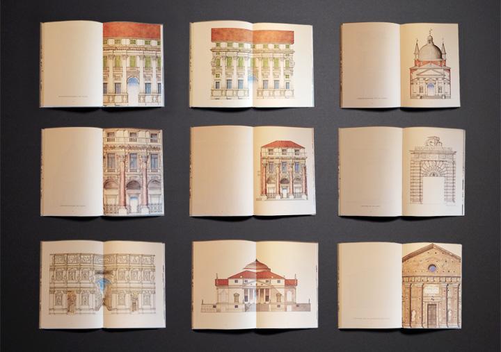 """Pages from """"Andrea Palladio Acquarelli di Giovanni Giaconi"""" Vicenza 2009"""