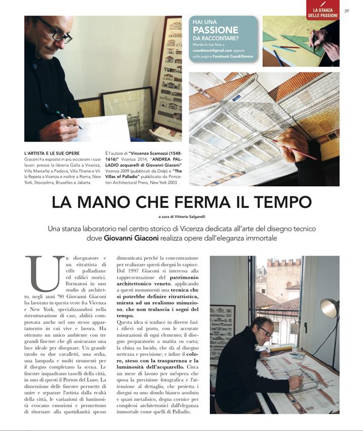 Case & Dimore, allegato al Giornale di Vicenza