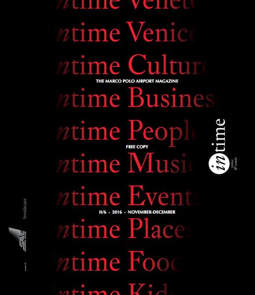Intime Magazine 11/6 - 2016 - November-December / Novembre-Dicembre